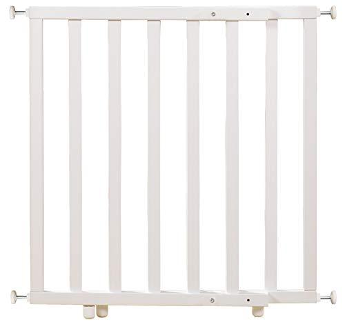 Roba 1510W - Valla de seguridad para corral infantil 62-106 cm