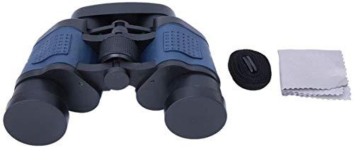 FDABFU Binoculars Telescope Folding HD Binoculars Outdoor Binocular 60x60 3000m Outdoor Travel HD High Power Binoculars Telescope