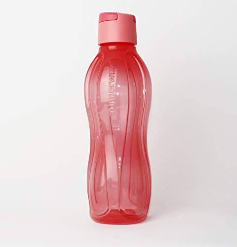 Tupperware EcoEasy Trinkflasche 750ml Lachs/Rosa