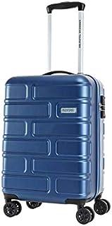 American Tourister Bricklane Hard Cabin Luggage trolley bag, Blue, 55cm Spinner