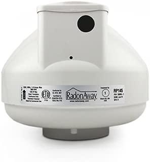 RadonAway 23030-1 RP145 Radon Mitigation Fan, 4