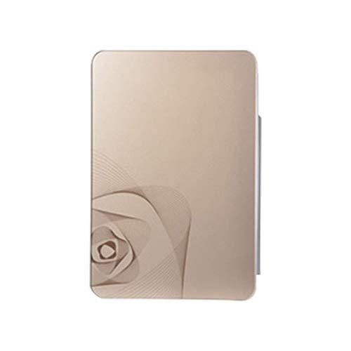 Mini Nevera Nevera 20L. Refrigerador portátil de Funcionamiento termoeléctrico silencioso de Entrada Dual de 12 V / 240 V, refrigerador de Coche frío y Caliente con Ventana para Viajes y Acampar 4