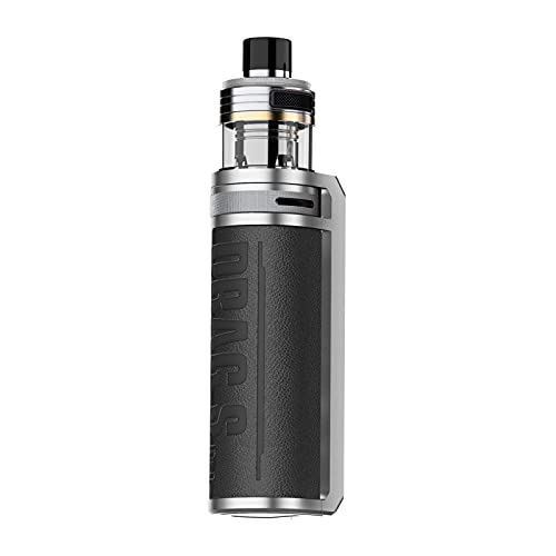 VOOPOO Drag S Pro Pod Kit 3000mAh 5.5ml Kit sigaretta elettronica - senza e-liquido, senza nicotina (Basalt Gray)