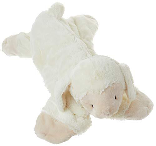 Baby GUND Lamb Comfy Cozy Stuffed Animal Plush Blanket, Cream, 24