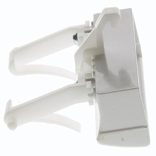 Blomberg DW120dw122Geschirrspüler Tür Öffnung Kunststoff-Fußtritt Griff (weiß)