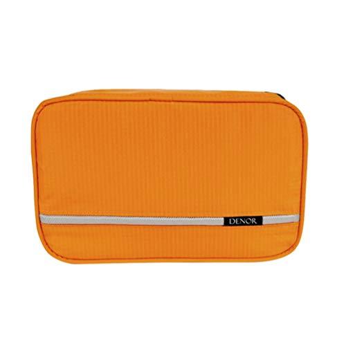 LIOOBO 1 stück tragbare kulturbeutel Aufbewahrungstasche große kapazität Kosmetiktasche waschbeutel für Creme Pinsel zahnpasten Reisen
