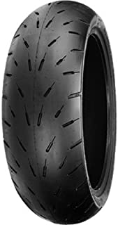 Shinko Hook-Up Drag Rear Motorcycle Tire 190/50ZR-17 (73W) for Honda CBR1000RR SP 2014-2018