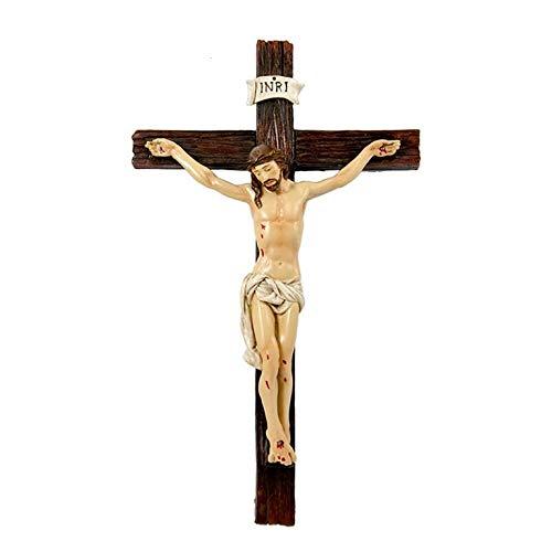 REGALOS LLUNA CRUCIFIJO Cristo (25 cm)