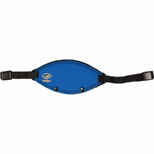 Trident Marsoops Floating Mask Strap Cover (Blue)