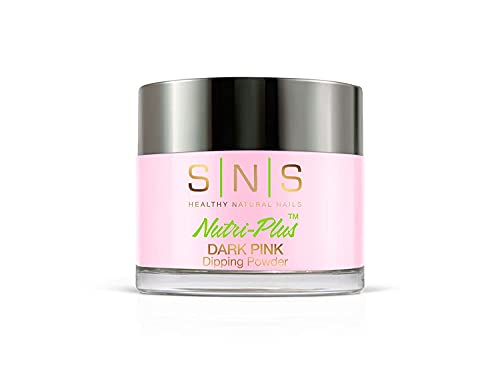 SNS Nail Dipping Powder, Dark Pink