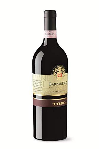Toso S.p.a Toso Barbaresco DOCG, Vino Rosso prestigioso, Piemonte, 750ml