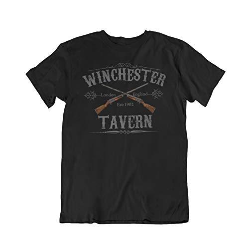 Winchester Tavern Mens Movie Inspired Inspiré du film t shirt