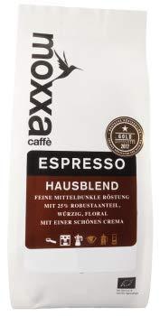moxxa - caffe espresso - 1000 g