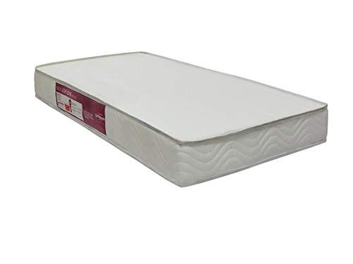 Colchão Infantil Espuma D18 Baby Light (12x70x130) Branco