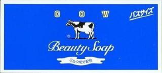 牛乳石鹸共進社 カウブランド 牛乳石鹸 青箱 バスサイズ135g×6個入×12点セット (4901525125062)