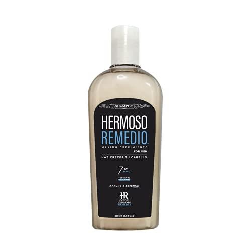 shampoo para caida de cabello dermatologico fabricante HR HERMOSO REMEDIO