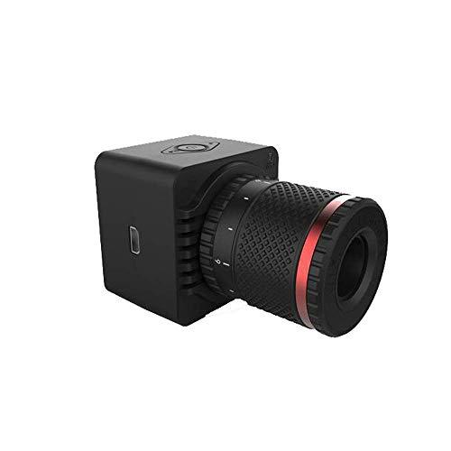 WEHOLY Teleskop Monokular Tragbares digitales WiFi Far Focus Mini-Aufnahmeunterstützung Seitenladevideo Mobiltelefon Anzeigen von Tele für Foto-Video