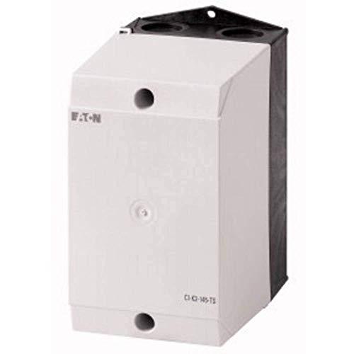 Eaton 206883 Isolierstoffgehäuse CI-K2, H x B x T = 160 x 100 x 145 mm, Tragschiene