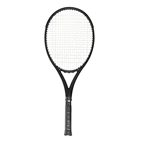 Aomiun Raqueta de Tenis de Fibra de Carbono para Adultos Raqueta de Tenis Ligera a Prueba de Golpes