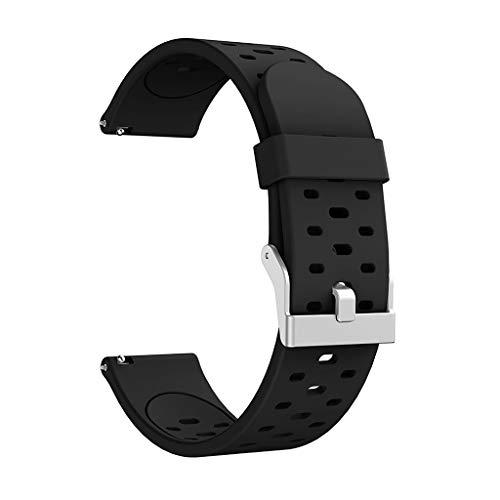 kdjsic Correa de Reloj de Silicona Suave de Dos Tonos Correa de muñeca Reemplazo de Pulsera para Amazfit Bip bit Pace Lite Youth Smart Watch / S2 / Watch 42MM