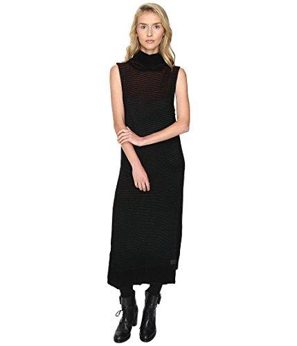 adidas Y-3 by Yohji Yamamoto Women's Hoodie Dress, Black XS