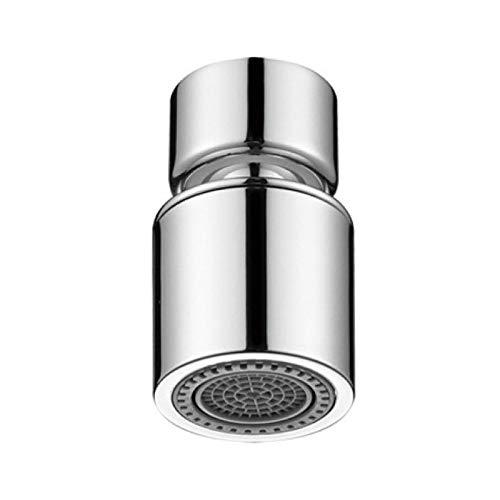 Rotable Ajustable Filtro de Salpicadura Universal Faucet Spray Head Antis Splash Children Movible Agua Ahorro Tap Boquilla Pulverizador Cocina (Color : A)