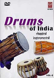 DRUMS OF INDIA VOL. 2 - DVD