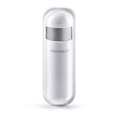 Devolo Home Control Luftfeuchtigkeit Sensor (Kabellose Hygrometer, Z-Wave Home Control, intelligente Hausautomation mit eine IOS/Android App, Smart Home Sensor), weiß