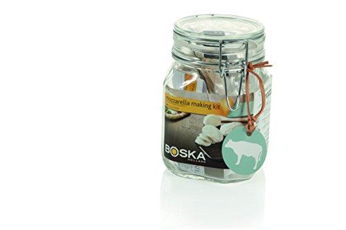 Frigorifero Ingredienti si trovano in una bottiglia di vetro Con questo prodotto consente fino a 15volte mozarella anche fare.