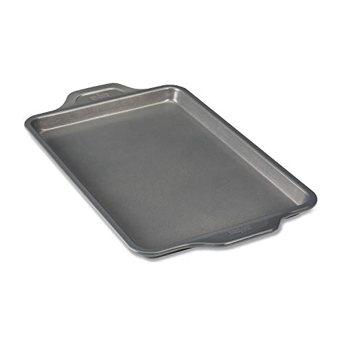 All-Clad Pro-Release jelly roll pan, 15 In x 10 In x 1 In, Grey