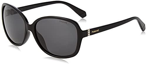 Polaroid PLD 4098/s Sunglasses, 807/M9 Black, 58 Womens