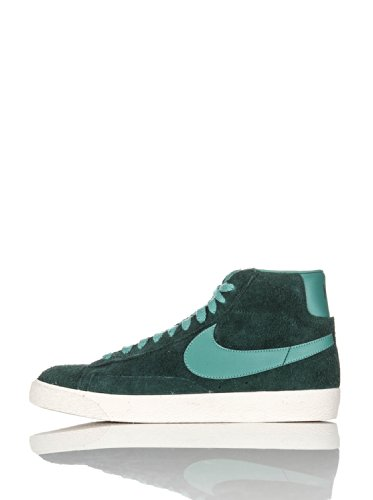Nike Sneakers Blazer Mid Prm (VNTG Suede) Verde EU 38.5 (US 6)