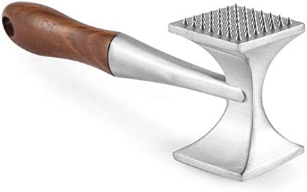 Max 73% OFF Meat Tenderizer Hammer 5% OFF Mallet Tool Pounder W Metal with Type New