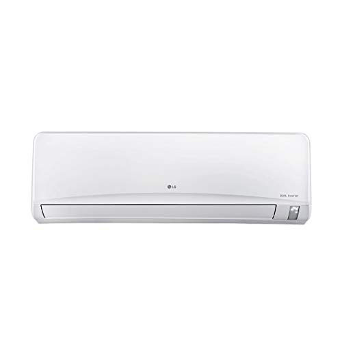 LG 1.5 Ton 3 Star Inverter Split AC (Copper, JSUQ18NUXA2, White)