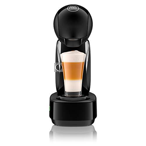Nescafé Dolce Gusto Infinissima Manual Coffee Machine, Black, NCU250BLK