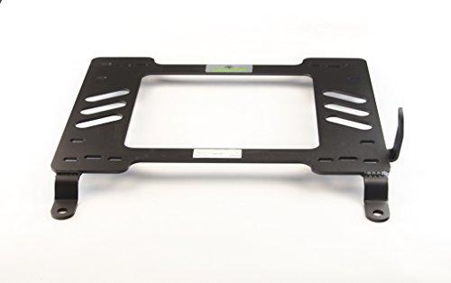 Driver Seat Bracket for MOMO / NRG / Sparco / Recaro / Bride / OMP - Nissan 350Z (2003+) LOW - Part #SB015DR