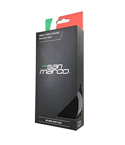 Selle San Marco Dynamic Nastro Bici da Corsa, Nero