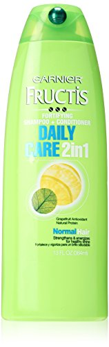 Garnier Fructis Daily Care 2-in-1 Shampoo and Conditioner, 13 Fluid...