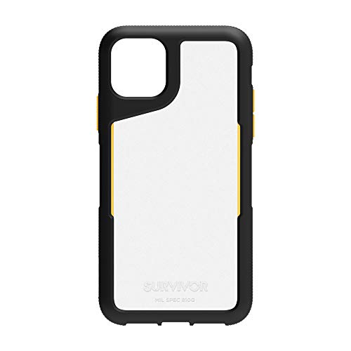Griffin Survivor Endurance Gip-034-Bct - Carcasa para Apple iPhone 11 Pro MAX, Color Negro y cítricos