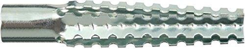 PARCO Gasbetondübel Porenbeton 10,0 x 60 mm, stahl verzinkt, 50 Stück 60810x60-50stück