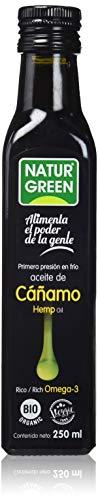 NATURGREEN ACEITE CAÑAMO 250 ml