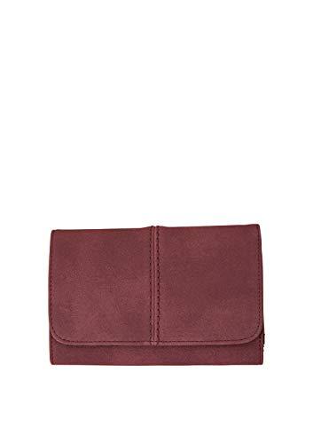 s.Oliver Geldbörse Portemonnaie Geldbeutel Brieftasche Börse 39.810.93.5631, Farbe:Bordeaux