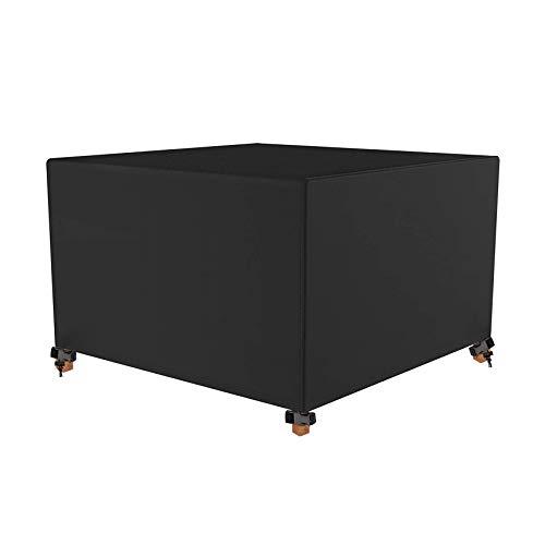 Funda De Muebles De JardíN Impermeables Cubierta De Muebles Interior Y Exterior Anti-UV ProteccióN Sofa Cubierta 420D Oxford JardíN Herramientas Protectores Patio Terraza(190 X 117 X 61 Cm)