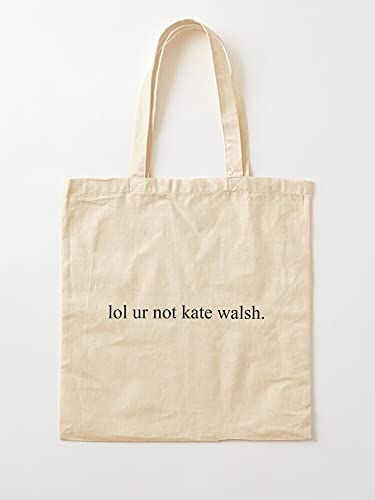 Addison Anatomy Flower Crown Walsh Montgomery Greys Kate | Einkaufstaschen aus Leinen mit Griffen, Einkaufstaschen aus robuster Baumwolle