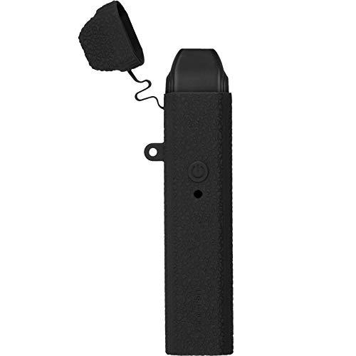 Preisvergleich Produktbild PhoneNatic Case kompatibel mit Uwell Caliburn - Hülle Silikon schwarz Cover Tasche