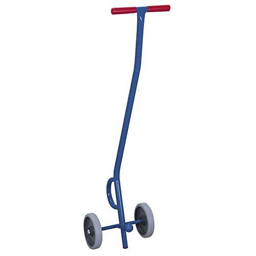 Hebelroller, Traglast 500 kg, Rad-Durchm. 200x50 m m