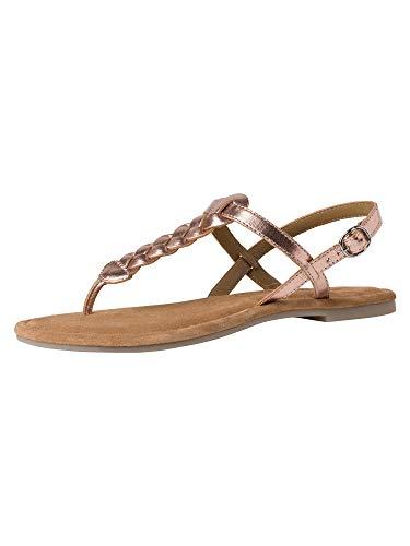 Tamaris Damen 1-1-28159-34 952 Sandale Touch-IT