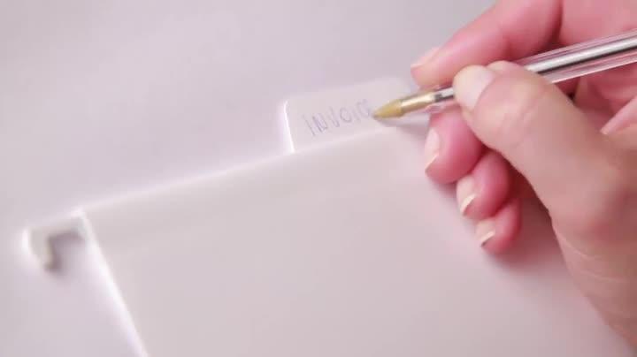 ELBA 100552054 H/ängeregistraturkorb go fix gef/üllt 1 St/ück Aus PS-Kunststoff mit 10 H/ängemappen f/ür ca 30 DIN A4 H/ängemappen braun