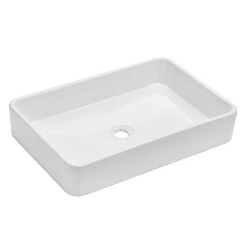 Vessel Sink Rectangle- Kichae 24