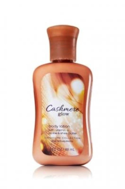 ギャラントリーラッシュ眼Bath & Body Works ミニ ボディーローション- Cashmere Glow*????????【並行輸入品】